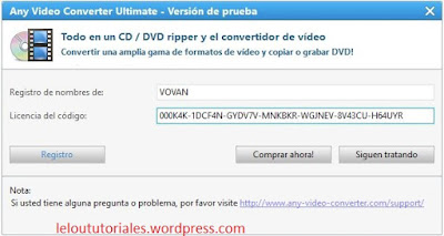 Any Video Converter Ultimate v5.8.8 + Serial [Full] [MEGA] [UL]