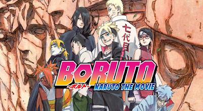 Boruto: Naruto the Movie Subtitle Indonesia [BD/Bluray][Japanese Dub]