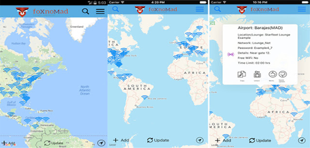 Aplikasi Ini Ketahui Password WIFI Bandara dari Seluruh Dunia