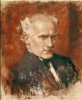 Toscanini ritratto da Rietti