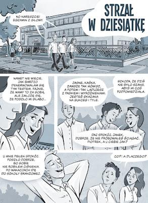 agora custom publishing komiks zawodowcy katarzyna urbaniak komiks dla firm