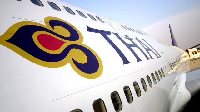الخطوط الجوية التايلاندية Thai Airways