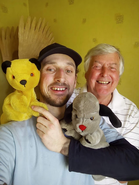 Sooty and Sweep Dorset Chimney Sweep Jim Chim-in-ey 01