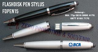 Souvenir pen flashdisk stylus - FDPEN15