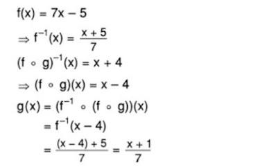 Diketahui Fungsi f: R → R dan g: R → R