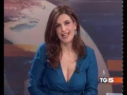Cristina Bianchino Wikipedia Biography , Age Eta, Biografia, And TG5 Salary