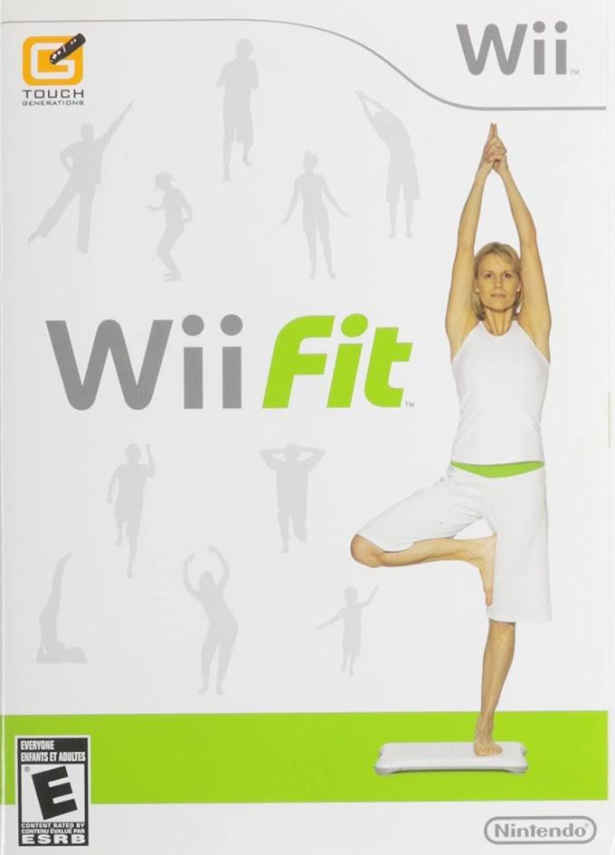 [WII] [NTSC] Wii Fit