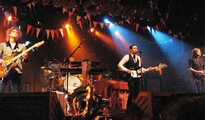 Fotos del grupo The Killers en el escenario