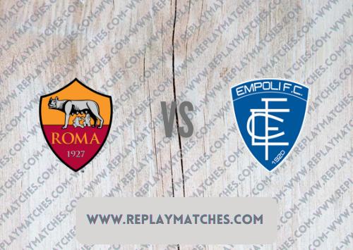 Roma vs Empoli Highlights 03 October 2021