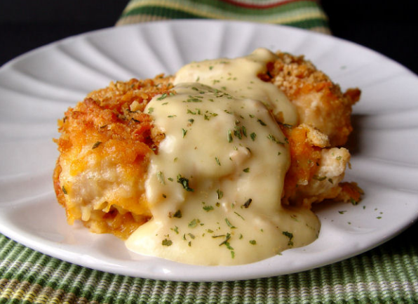 Crispy Cheddar Chicken #dinner #yummy #soup #delicous #food