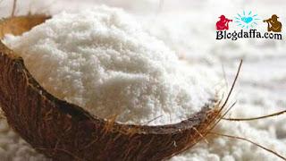 Ampas parutan kelapa bisa digunakan untuk pupuk organik