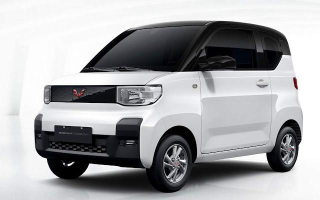 Wuling - carro elétrico