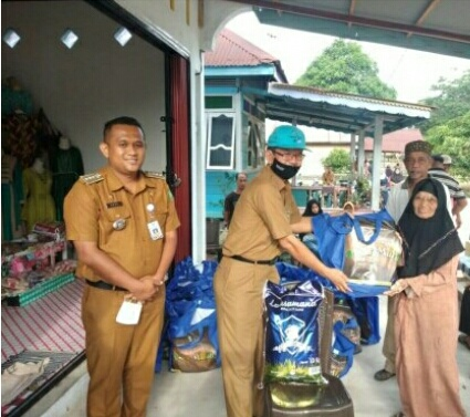 DISDAGPERIN Salurkan Paket Sembako Murah Tahap II
