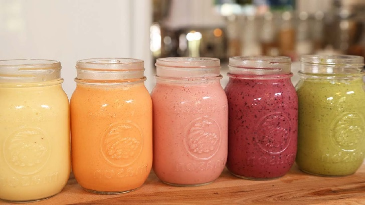 5 Simple and  Healthy Breakfast Beverage Ideas