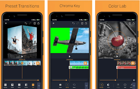 Chinese App Viva Video Indian Alternative VMX Video Editor