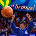 Medalha de Bronze para o Brasil com Mayra Aguiar no Judô