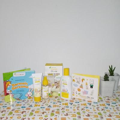 Mama's Choice Irish Bella's Baby Essential Kit