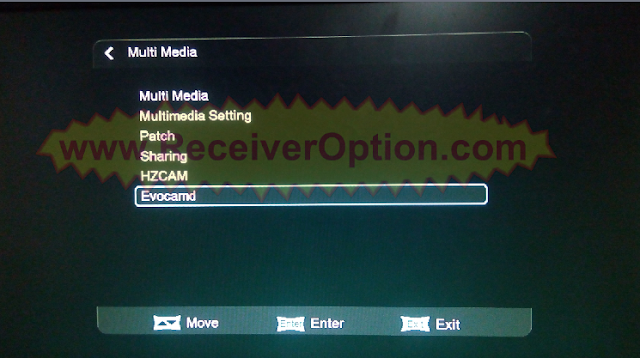 1506TV 512 4M NEW SOFTWARE WITH SUPER NETFLIX & EVOCAMD OPTION
