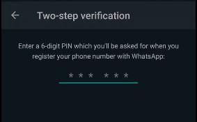 Cara Mudah Menambahkan Two-Step Verification di WhatsApp