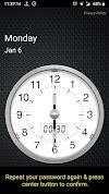 App Locker এবং Gallery Valut হিসেবে ব্যবহার করুন CLOCK কে । আপনার মূল্যবান ডাটা নিরাপদে রাখুন।