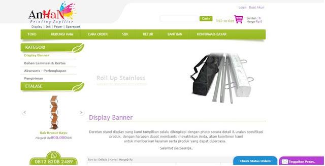 Butuh Supplier Bahan Digital Printing Jakarta? An-Han Bisa Menjadi Partner Bisnis Anda