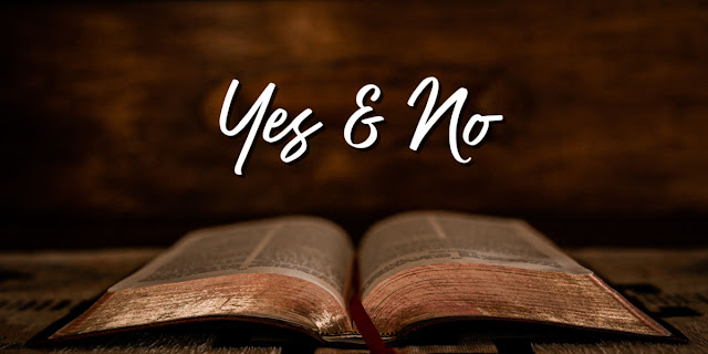 People sometimes get confused and start acting like they are quoting Paul when they aren't. This 1-minute devotion explains.