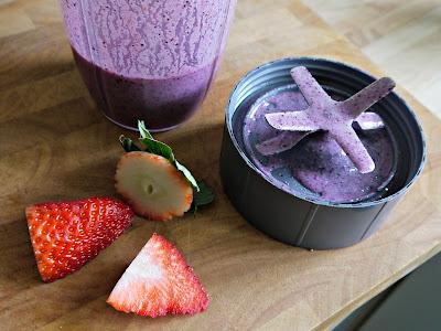 smoothie, breakfast, nutribullet