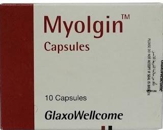 Myolgin Capsules