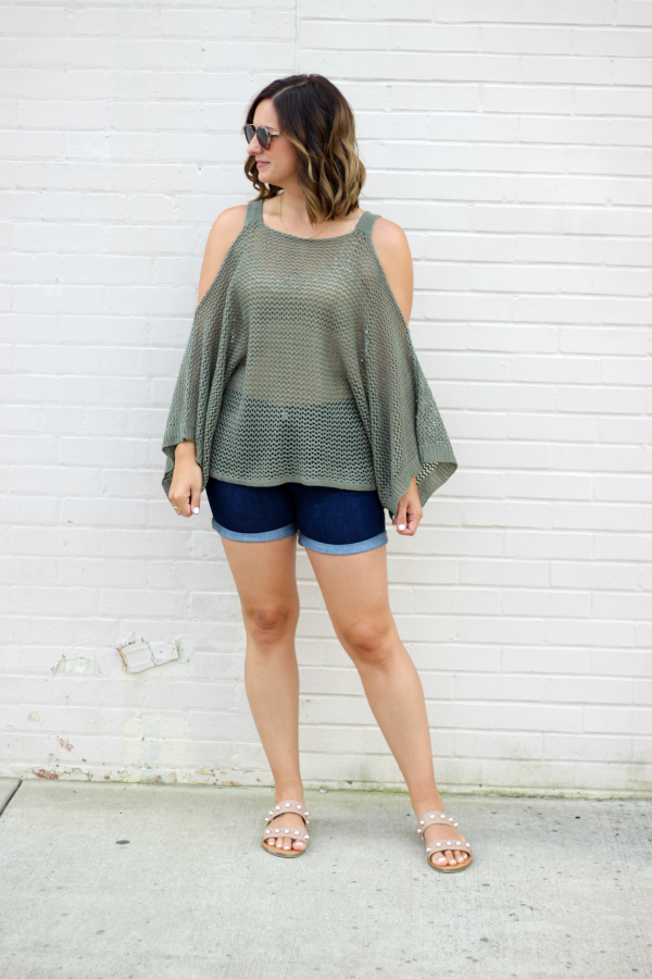 bohoblu, north carolina blogger, summer sweater, style on a budget, mom style