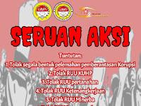 Menyusul Jakarta dan Medan, BEM UNA Rencanakan Aksi Rabu Pagi