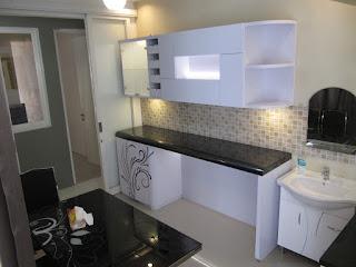 Desain Kitchen Set Pantry + Furniture Semarang