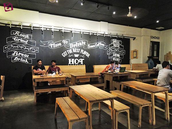 Cafe Kopi Sederhana