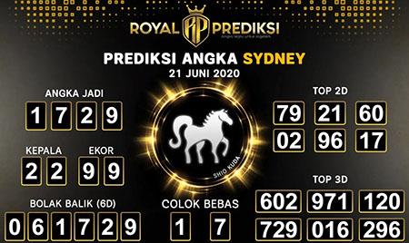 Royal Prediksi Sydney