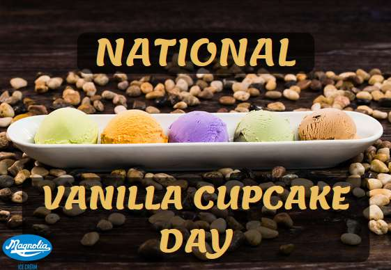 National Vanilla Cupcake Day Wishes Lovely Pics
