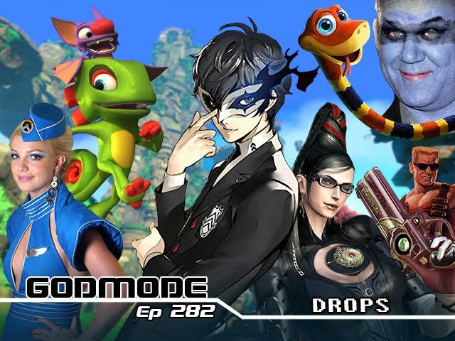 GODMODE 282 - DROPS