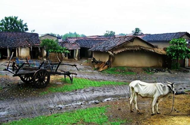 मेरा सुंदर गांव - Story of a village
