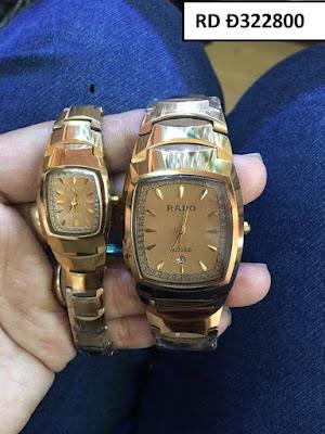 Đồng hồ cặp đôi Rado RD Đ322800