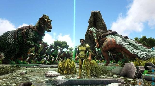 Ark Survival Evolved Gameplay Screenshots