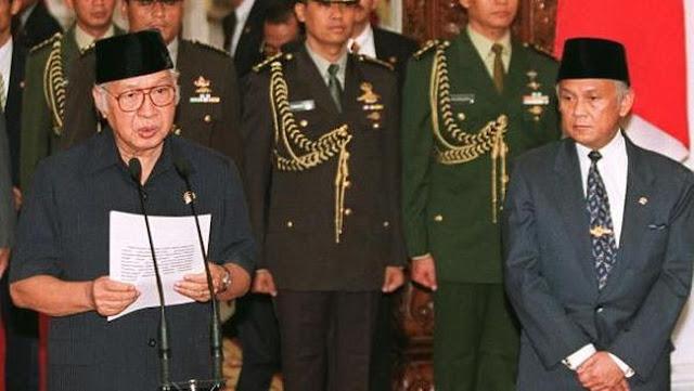 23 Tahun Soeharto Mundur, Pakar Sebut Reformasi Diganggu Oligarki Rezim Jokowi