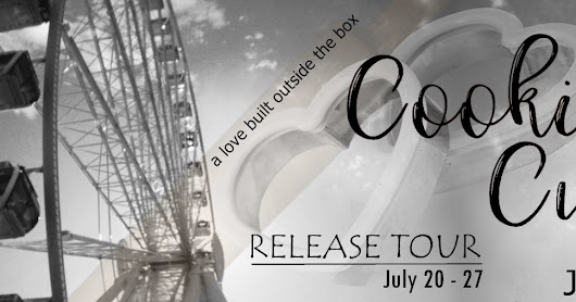 Cookie Cutter by Jo Richardson Blog Tour