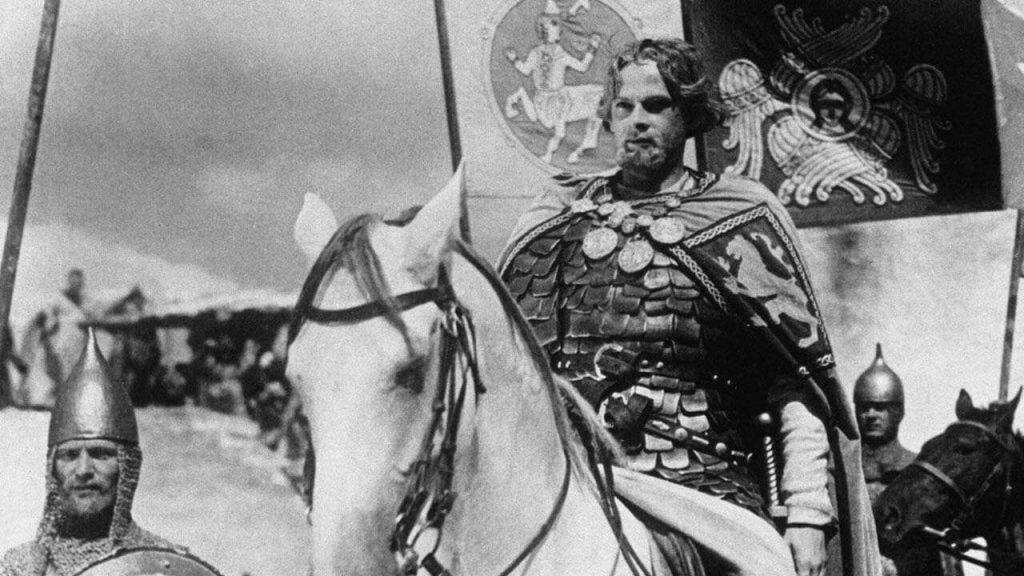 Alexander Nevsky war movie