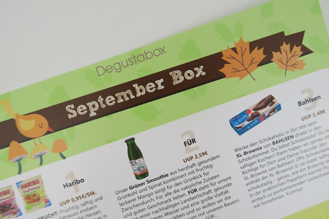 IMG 4146 - Degustabox SEPTEMBER 2016