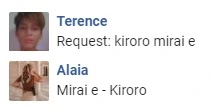 Mirai e (未来へ) - Kiroro Request
