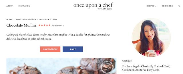 Resepi Mufin Coklat Yang Senang Dan Sangat Sedap