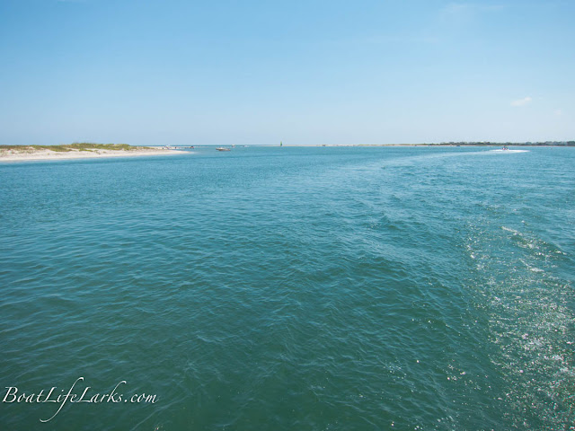 Inlet on the ICW, South Carolina