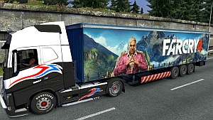 Far Cry 4 trailer mod