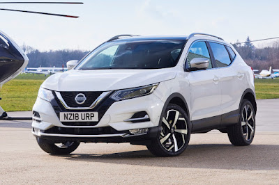 Nissan Qashqai Pilot One Edition (2018) Front Side