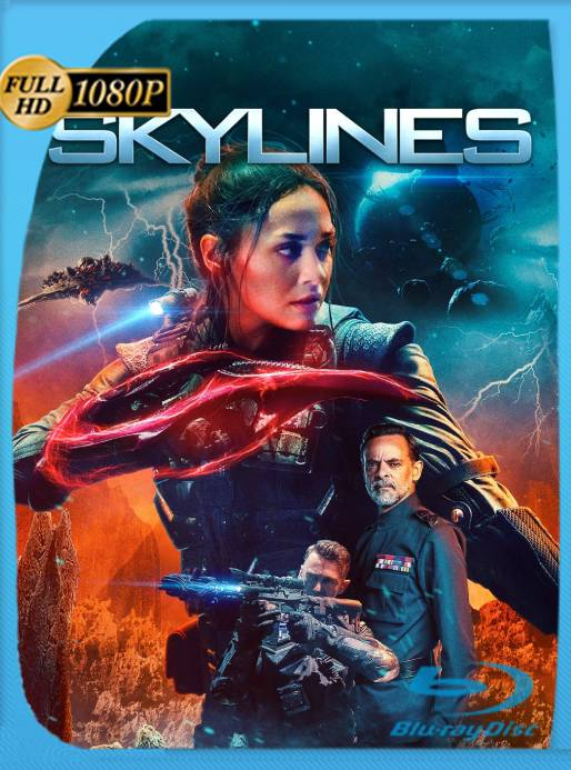 Skylines (2020) BRRip 1080p Latino [GoogleDrive] Ivan092