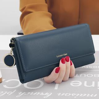 kado ultah untuk pacar dompet wanita