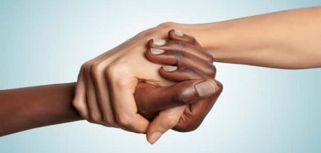 حوار عن العنصرية بالفرنسية للسنة الرابعة متوسط